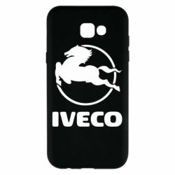 Чехол для Samsung A7 2017 IVECO