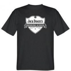 Мужская футболка Jack Daniel's Drinkin School - FatLine