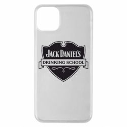 Чехол для iPhone 11 Pro Max Jack Daniel's Drinkin School