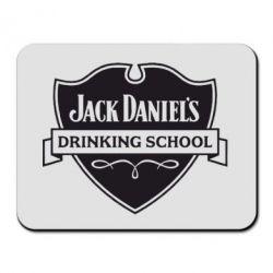 Коврик для мыши Jack Daniel's Drinkin School - FatLine