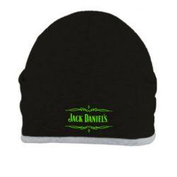 Шапка Jack Daniel's Logo - FatLine
