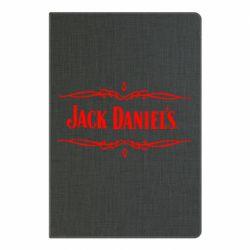 Блокнот А5 Jack Daniel's Logo