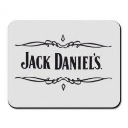 Коврик для мыши Jack Daniel's Logo - FatLine