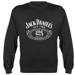 Реглан (свитшот) Jack Daniel's Old Time - FatLine