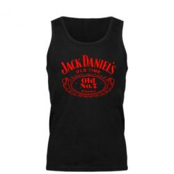 Мужская майка Jack Daniel's Old Time - FatLine