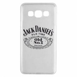 Чехол для Samsung A3 2015 Jack Daniel's Old Time