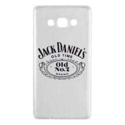 Чехол для Samsung A7 2015 Jack Daniel's Old Time