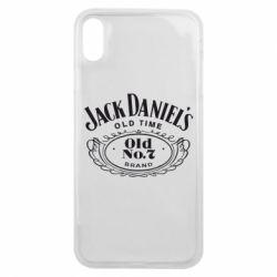 Чехол для iPhone Xs Max Jack Daniel's Old Time