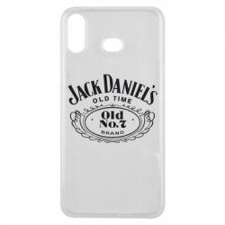 Чехол для Samsung A6s Jack Daniel's Old Time
