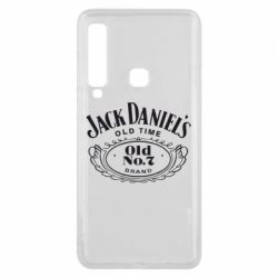 Чехол для Samsung A9 2018 Jack Daniel's Old Time