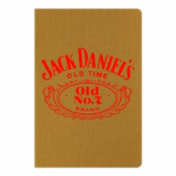 Блокнот А5 Jack Daniel's Old Time
