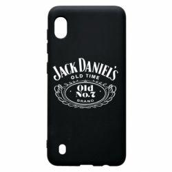 Чехол для Samsung A10 Jack Daniel's Old Time