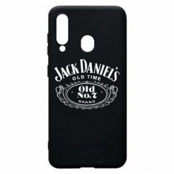 Чехол для Samsung A60 Jack Daniel's Old Time