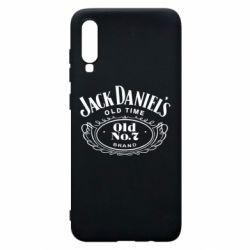 Чехол для Samsung A70 Jack Daniel's Old Time