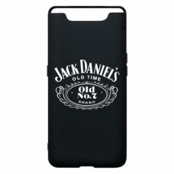 Чехол для Samsung A80 Jack Daniel's Old Time