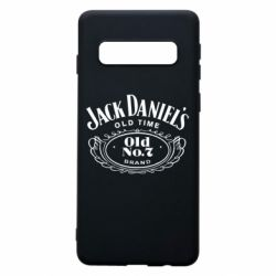 Чехол для Samsung S10 Jack Daniel's Old Time