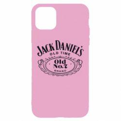 Чехол для iPhone 11 Jack Daniel's Old Time