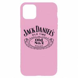 Чехол для iPhone 11 Pro Jack Daniel's Old Time