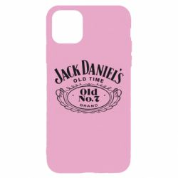 Чехол для iPhone 11 Pro Max Jack Daniel's Old Time