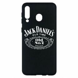 Чехол для Samsung M30 Jack Daniel's Old Time