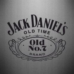 Наклейка Jack Daniel's Old Time - FatLine
