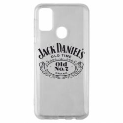 Чехол для Samsung M30s Jack Daniel's Old Time