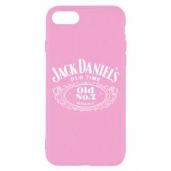 Чехол для iPhone 7 Jack Daniel's Old Time