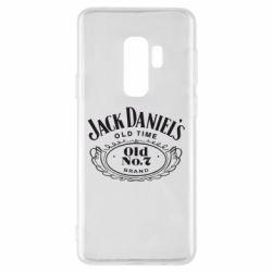 Чехол для Samsung S9+ Jack Daniel's Old Time