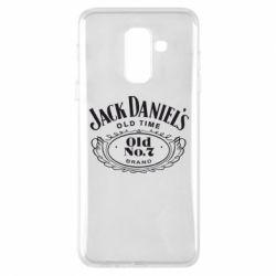Чехол для Samsung A6+ 2018 Jack Daniel's Old Time