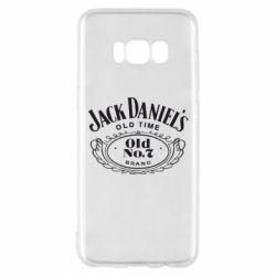 Чехол для Samsung S8 Jack Daniel's Old Time