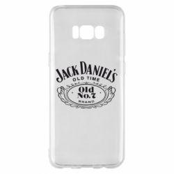 Чехол для Samsung S8+ Jack Daniel's Old Time
