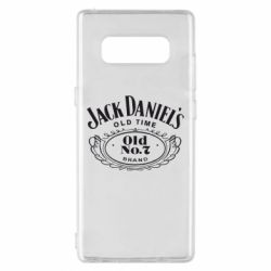 Чехол для Samsung Note 8 Jack Daniel's Old Time