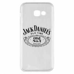 Чехол для Samsung A5 2017 Jack Daniel's Old Time