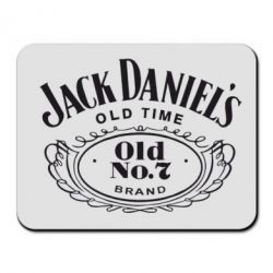 Коврик для мыши Jack Daniel's Old Time - FatLine