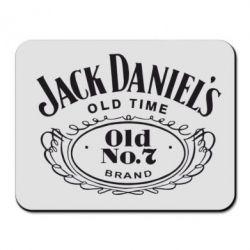 Купить Коврик для мыши Jack Daniel's Old Time, FatLine