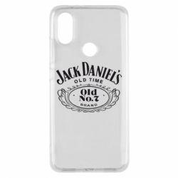 Чехол для Xiaomi Mi A2 Jack Daniel's Old Time
