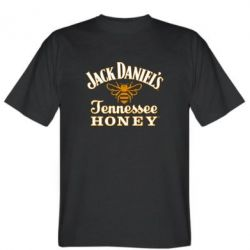 Мужская футболка Jack Daniel's Tennessee Honey - FatLine