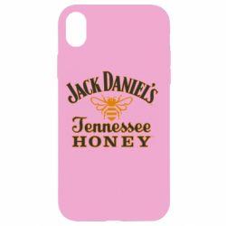 Чехол для iPhone XR Jack Daniel's Tennessee Honey