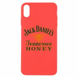 Чохол для iPhone Xs Max Jack Daniel's Tennessee Honey