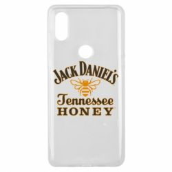 Чехол для Xiaomi Mi Mix 3 Jack Daniel's Tennessee Honey