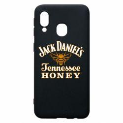 Чохол для Samsung A40 Jack Daniel's Tennessee Honey