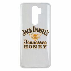 Чехол для Xiaomi Redmi Note 8 Pro Jack Daniel's Tennessee Honey