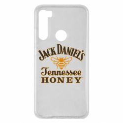 Чехол для Xiaomi Redmi Note 8 Jack Daniel's Tennessee Honey