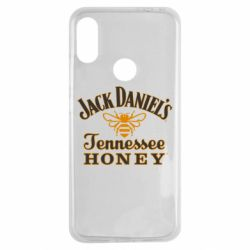 Чехол для Xiaomi Redmi Note 7 Jack Daniel's Tennessee Honey