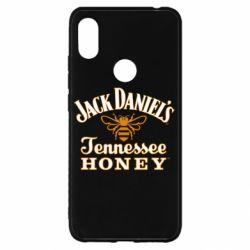 Чехол для Xiaomi Redmi S2 Jack Daniel's Tennessee Honey