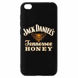 Чехол для Xiaomi Redmi Go Jack Daniel's Tennessee Honey