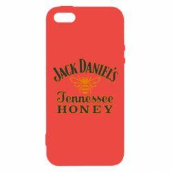 Чохол для iphone 5/5S/SE Jack Daniel's Tennessee Honey