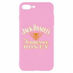 Чохол для iPhone 8 Plus Jack Daniel's Tennessee Honey