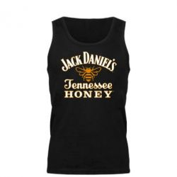 Мужская майка Jack Daniel's Tennessee Honey - FatLine