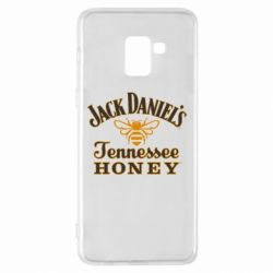 Чохол для Samsung A8+ 2018 Jack Daniel's Tennessee Honey